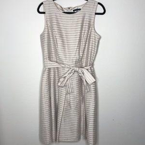 Cream Tommy Hilfiger Dress